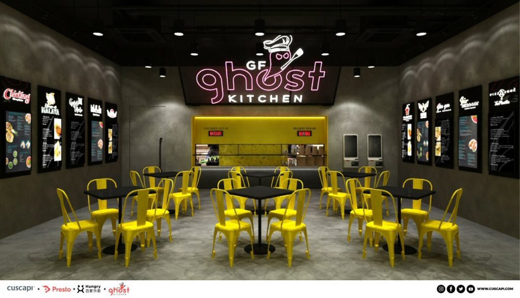 GF Ghost Kitchen