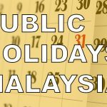 Public Holidays in Malaysia 2020