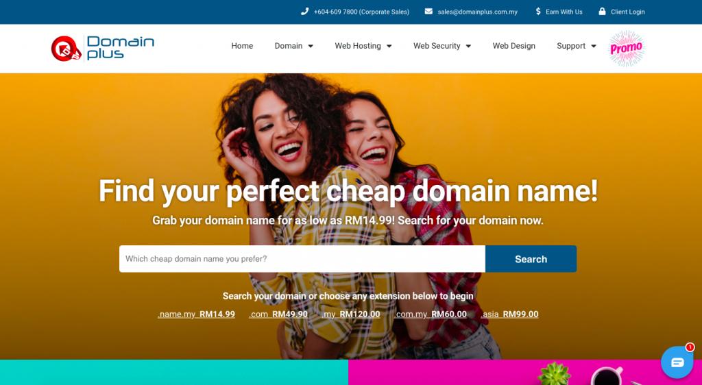 domain-plus