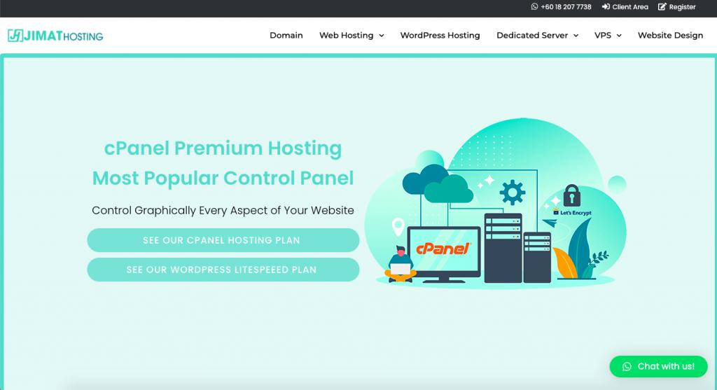 jimat-hosting