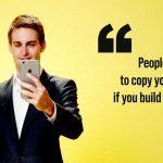 Evan Spiegel, Co-Founder of Snapchat