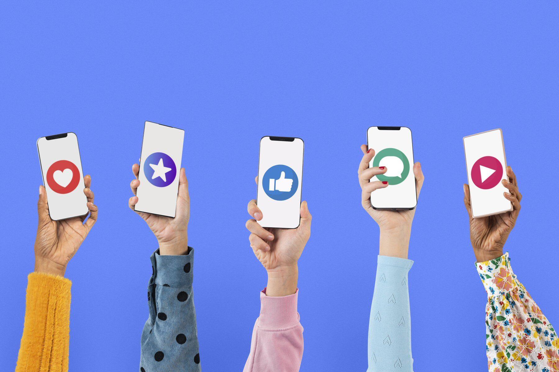 Digital Transformation: Social Media Marketing