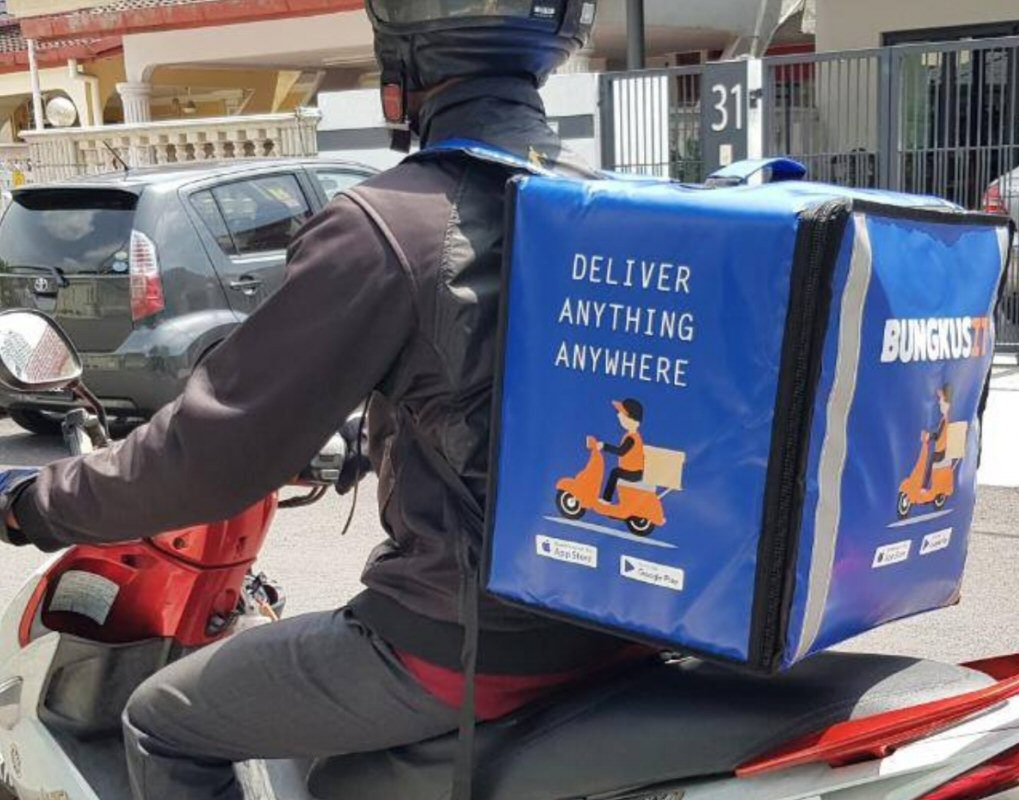Food Delievery: Bungkustit