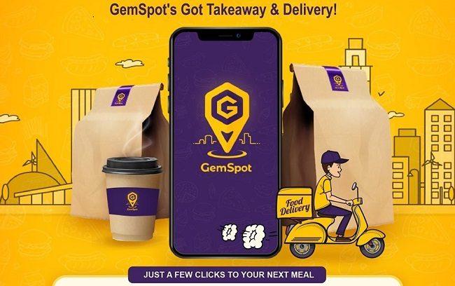 Food Delievery: GemSpot