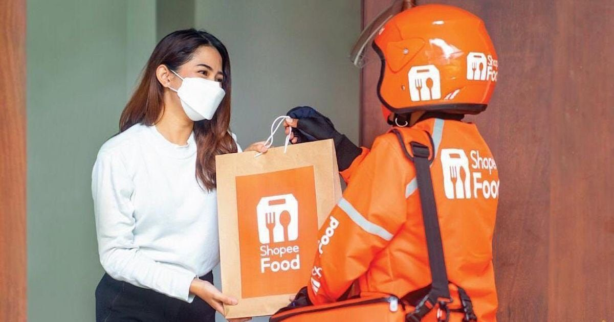 Food Delievery: Shopee Food