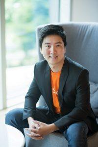 Terence Pang, COO of Shopee