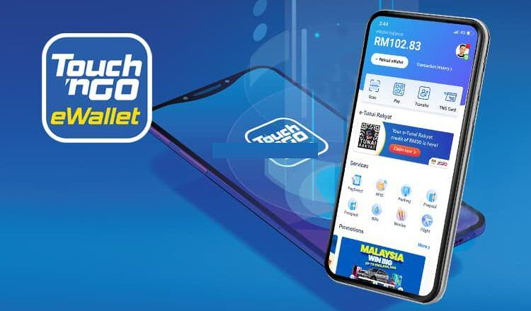 Touch 'n Go Super App