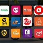Top food delivery platform brands in Malaysia